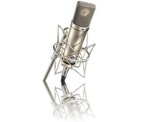 Een van de beste voice-over microfoons ter werled